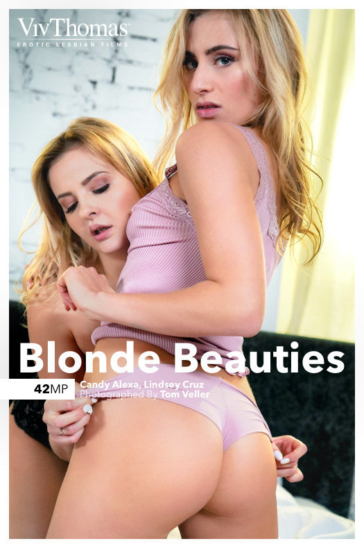 Candy Alexa, Lindsey Cruz - Blonde Beauties (11-01-2019)