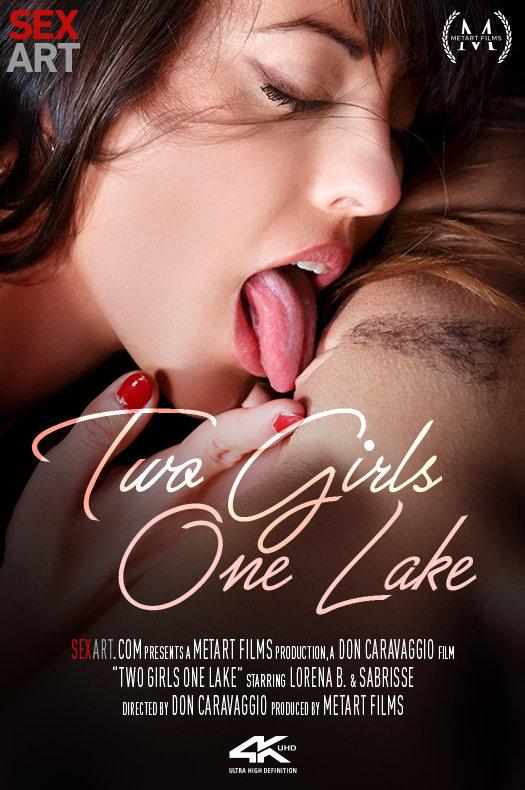 Lorena B, Sabrisse A - Two Girls One Lake (x120) 3840x5760 (18-01-2019)