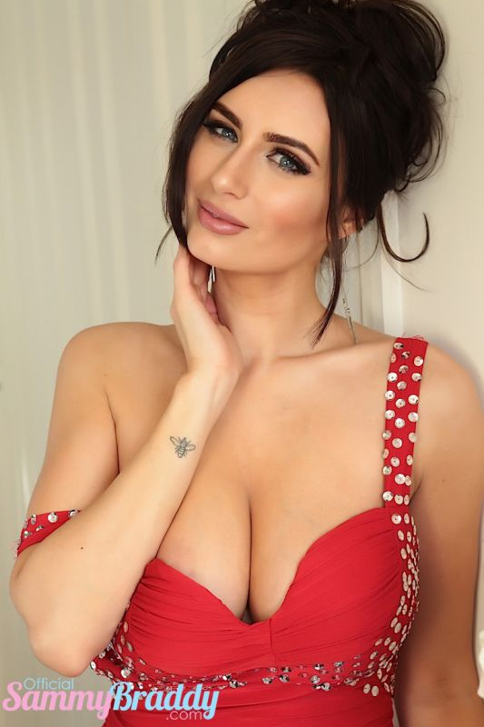 Sammy Braddy - All Dressed Up - 209 pics