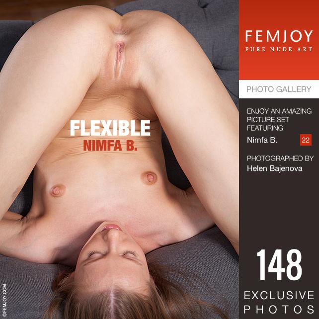 Nimfa B - Flexible - x148 - 5000px - Jan 22, 2019