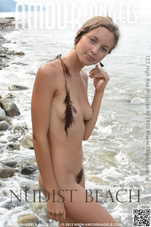 Geisha - Nudist Beach (х113)
