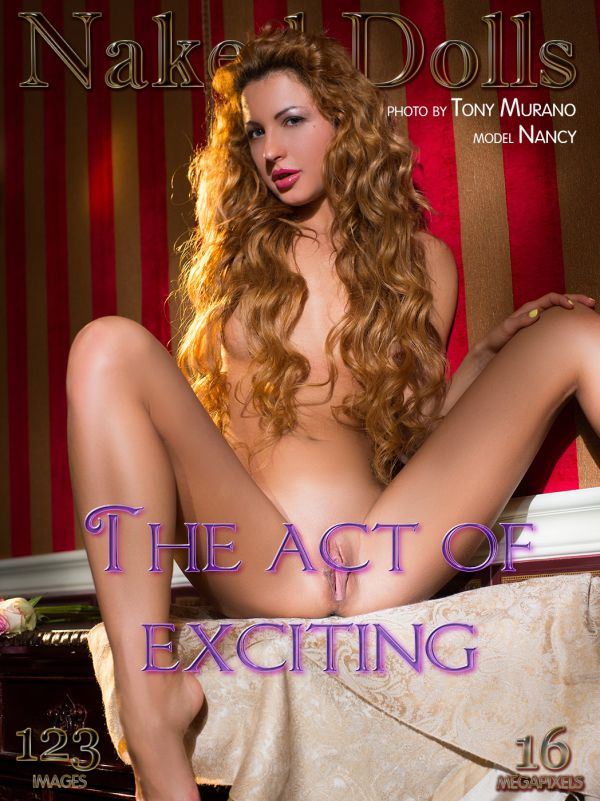 Nancy - The Act Of Exciting (x123)