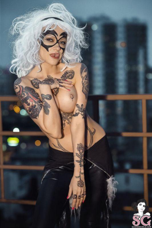 Tastyzombie - Black Cat - 28-12-2018