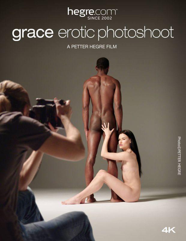 Grace - Erotic Photoshoot (2019-01-29)