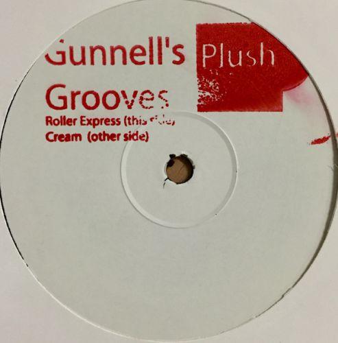 """Gunnell's Grooves – Roller Express (UK Vinyl """"12) [2004]"""