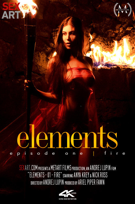 Anya Krey - Elements Ep 1 Fire 03 Feb, 2019