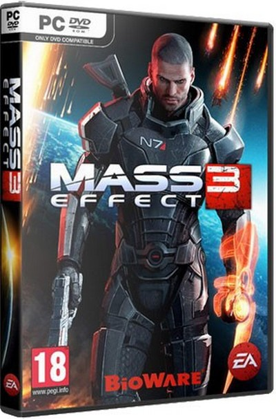 Mass Effect 3 Digital Deluxe Edition (2012/RUS/ENG/Multi/RePack by FitGirl)
