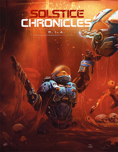 Solstice Chronicles: MIA (2017/RUS/ENG/RePack by R.G. Catalyst)