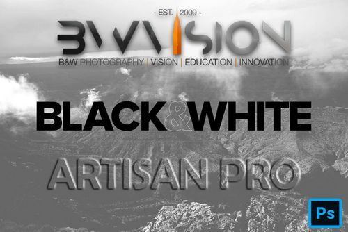 B&W Artisan Pro 1.3.0 for Photoshop