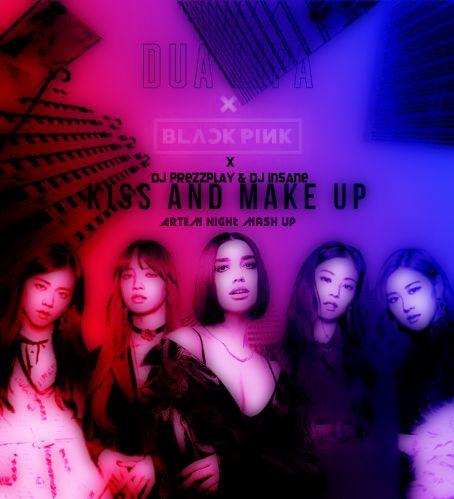 Dua Lipa & Blackpink x DJ Prezzplay & DJ Insane - Kiss and Make Up (Artem Night Mash Up) [2019]