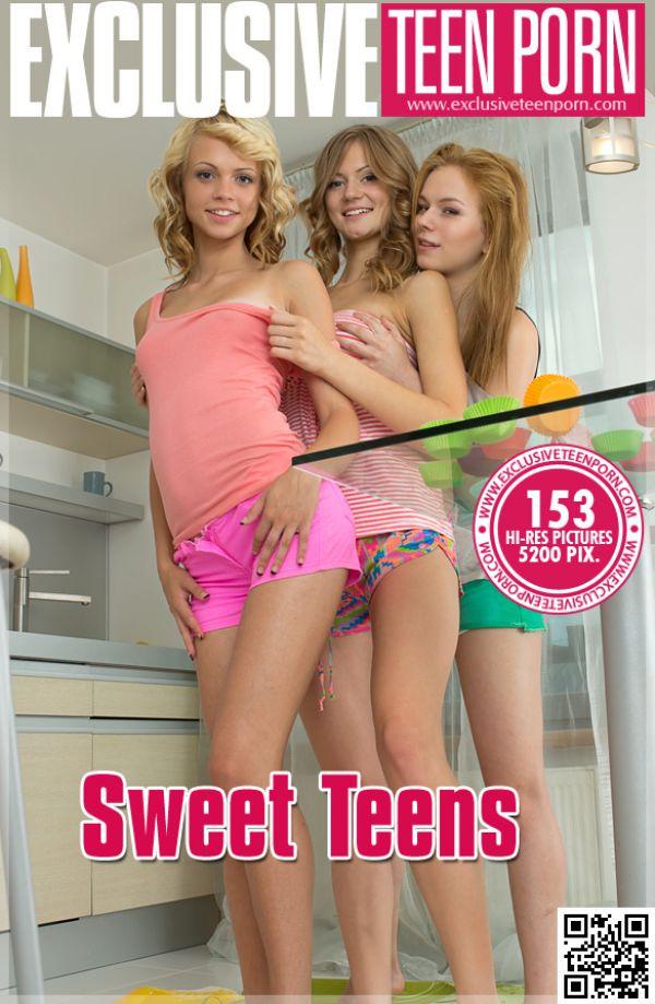 Patritcy - Sweet Teens (x153)