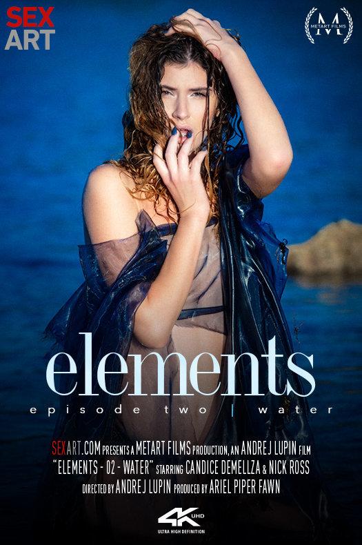 Candice Demellza & Nick Ross - Elements e02 Water (2019-02-10)