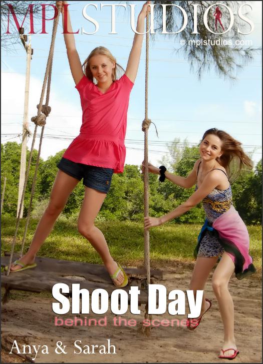 Anya & Sarah - Shoot Day