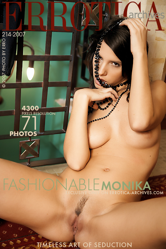 Monika Fashionable 2 x72