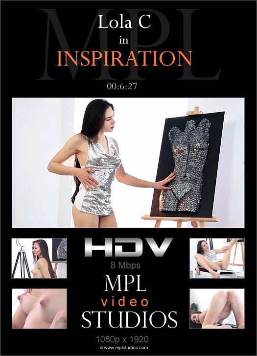 Lola C - Inspired 2019-02-18