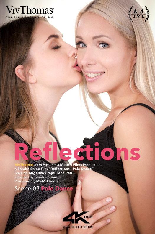 Angelika Greys & Lena Reif - Reflections - Pole Dance 2019-02-28