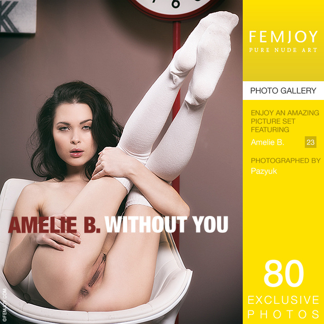 Amelie B - Without You - 80 pictures - 4000px (16 Mar, 2015)