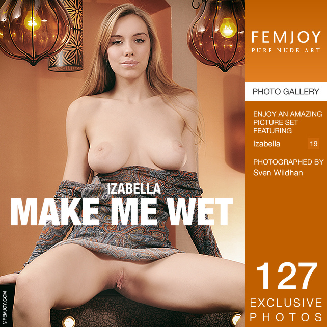 Izabella - Make Me Wet