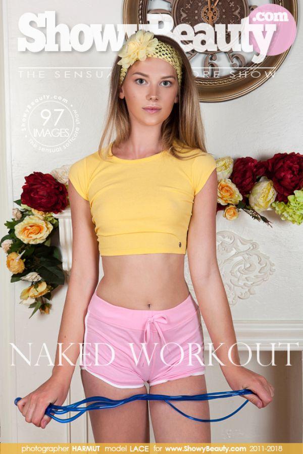 Lace - Naked workout (x97) (2018-11-10)