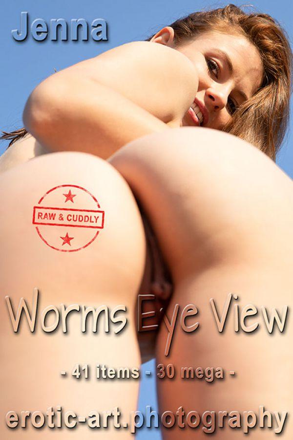 Jenna Worms Eye View    (04-03-2019) 3700X5500