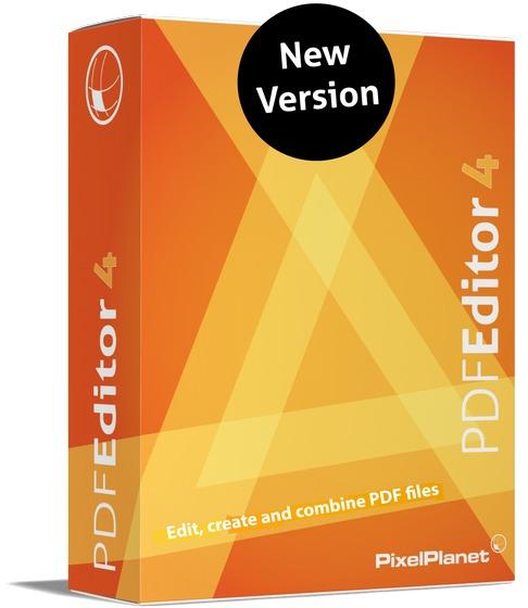 PixelPlanet PdfEditor 4.0.0.16