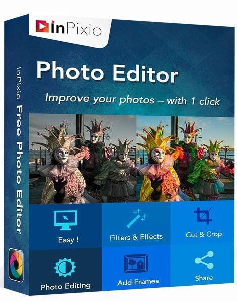 InPixio Photo Editor 9.0.7004.21000