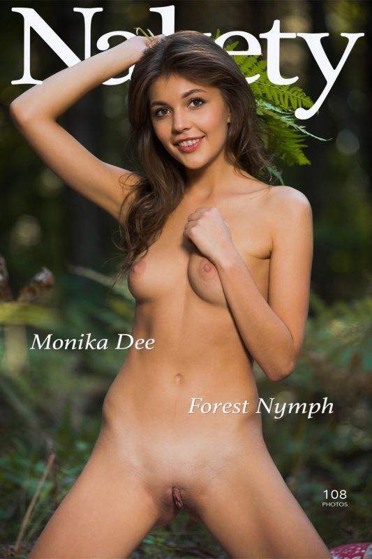 Monika Dee Forest Nymph 108 pics - Mar 16, 2019