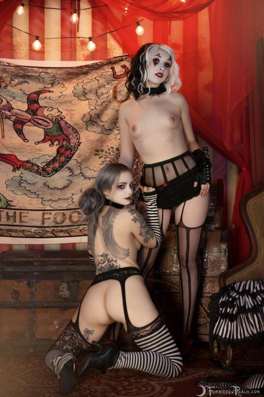 Genevieve & Aelflaed - Carnival Erotique - 16-03-2019