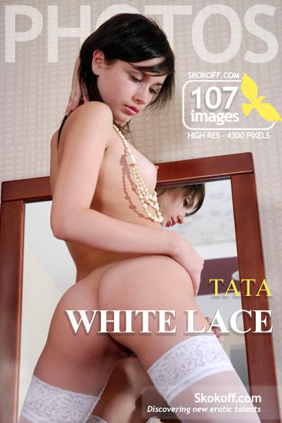 Tata - White Lace - 08-08-14