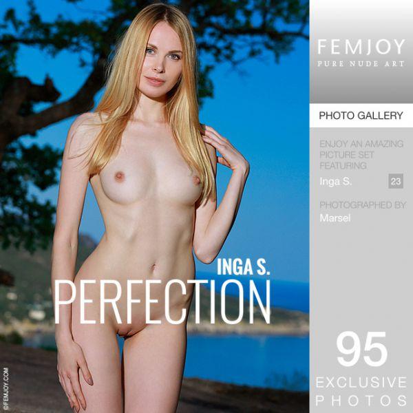 Inga S - Perfection (x92)
