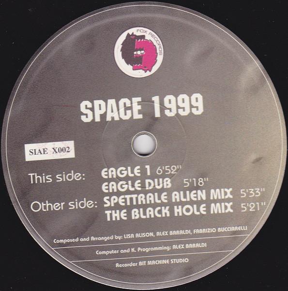 DJ. Lisa Alison, Alex Baraldi - Space 1999 [1997]