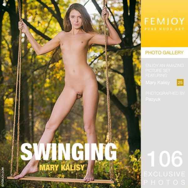 Mary Kalisy - In Swinging (x106)
