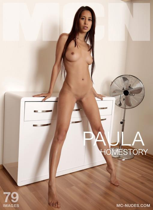 Paula Shy - Homestory - 79 images