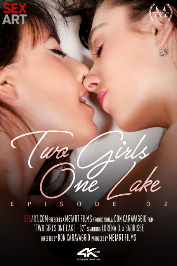 Lorena B Sabrisse A - Two Girls One Lake Episode 02  (05-04-2019)