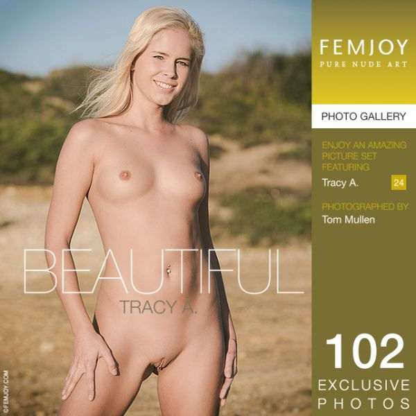 Tracy A - Beautiful (x102)