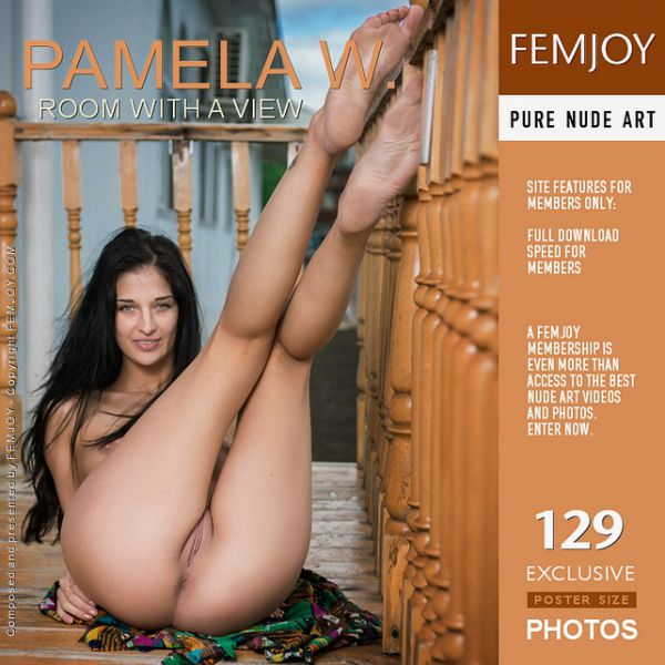 Pamela W - Room With A View