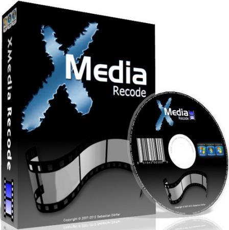 XMedia Recode 3.4.5.6 + Portable