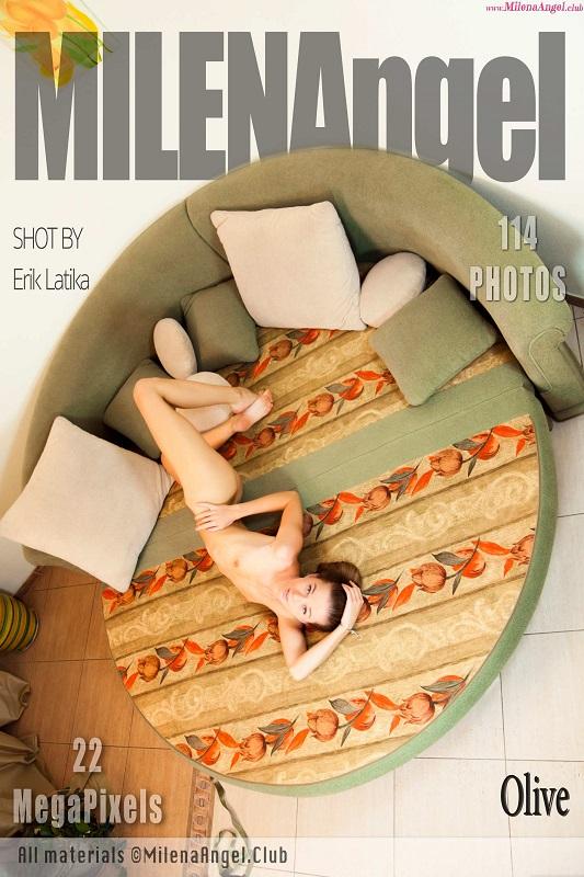 Milena Angel - Olive - x114 - 5616px - Apr 15, 2019