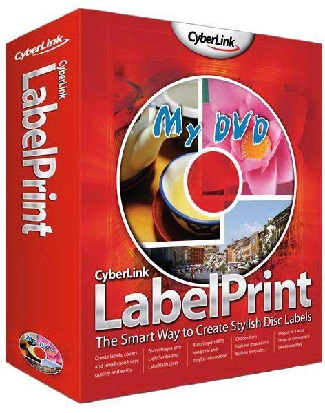 CyberLink LabelPrint 2.5.0.13328 + Rus