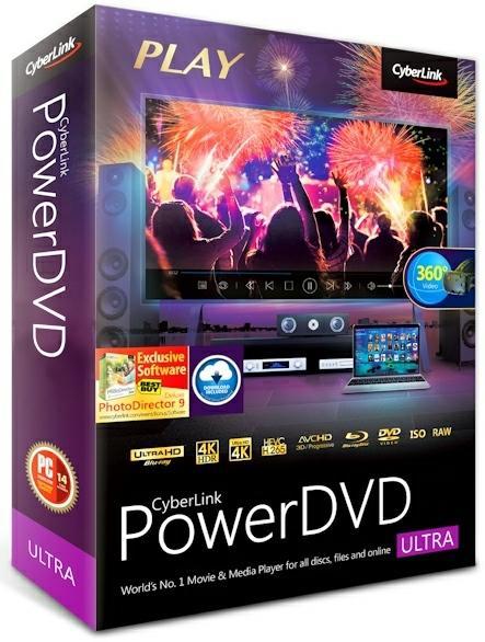 CyberLink PowerDVD Ultra 19.0.1511.62