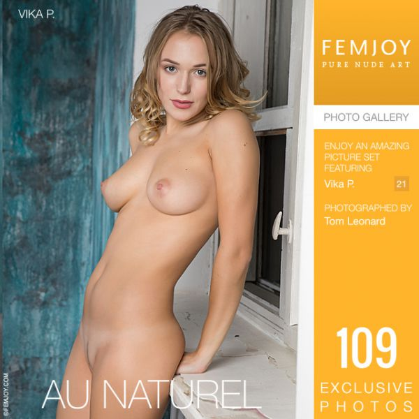 Vika P - Au Naturel (2019-04-24)