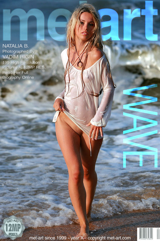 Natalia B - Wave - by Vadim Rigin (2008-11-16)