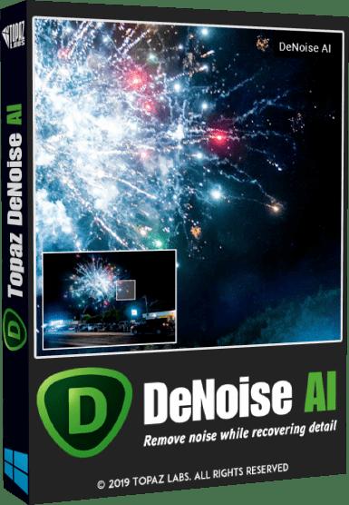 Topaz DeNoise AI 1.1.0