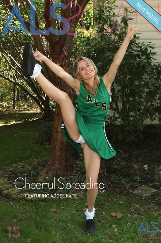 Addee Kate - Cheerful Spreading 2019-04-26