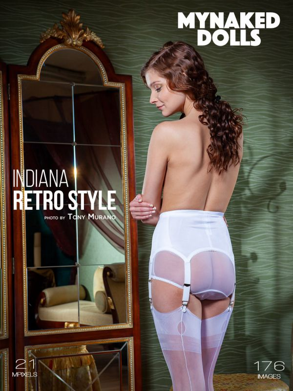 Indiana - Retro style - 176 pictures - 5616px (30 Apr, 2019)