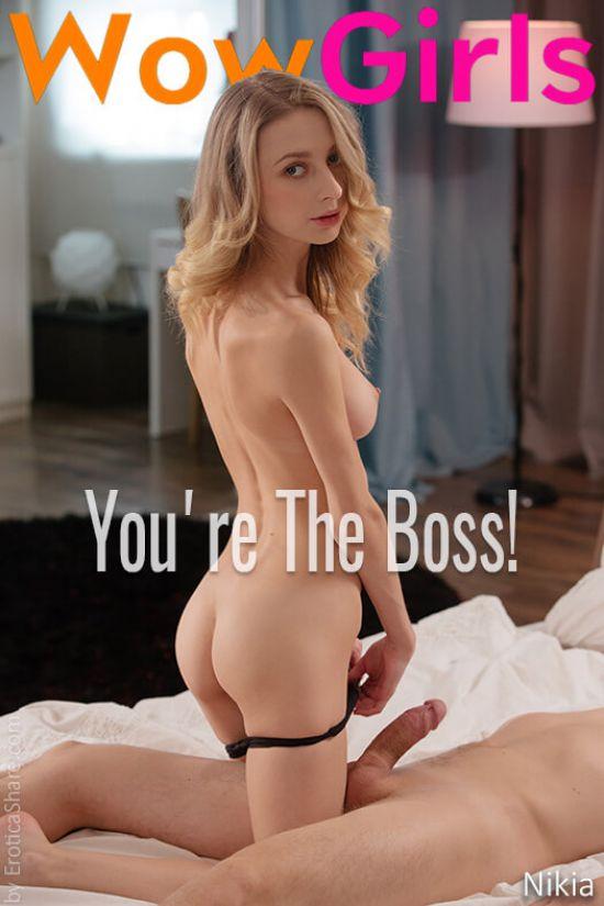 Nikia - You're The Boss!