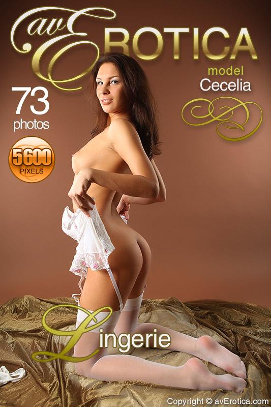 Cecelia - Lingerie (x73)