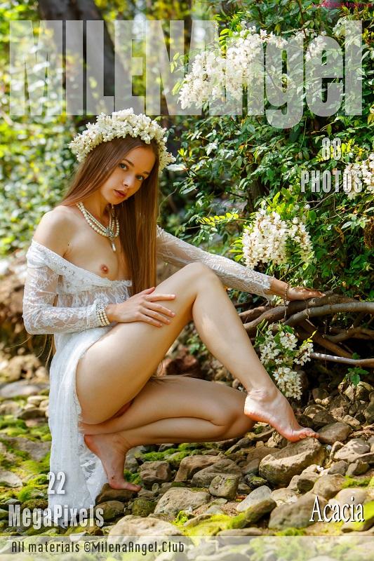 Milena Angel - Acacia - x88 - 5472px - May 7, 2019