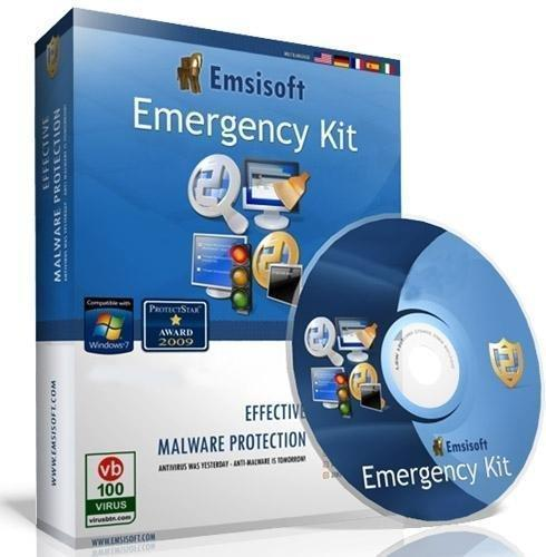 Emsisoft Emergency Kit 2018.6.0.8742 Final (DC 10.05.2019) Portable