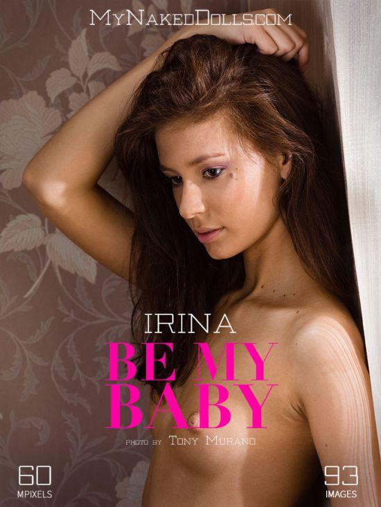 Irina - Be my baby (x93)